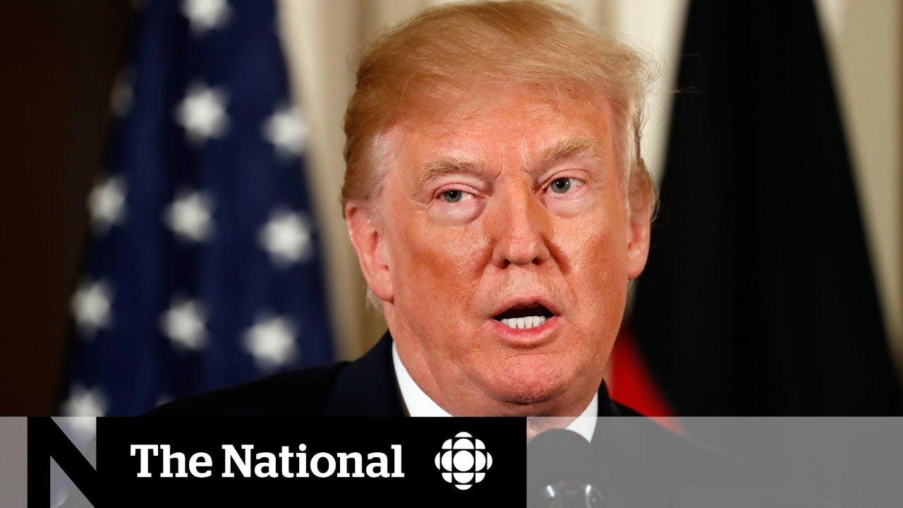 Trump compliments Kim Jong-un but remains wary of North Korea