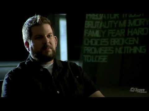 Splinter Cell Conviction - Creating A Hero