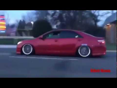 Mobil Cember Gang Ceper Parah Youtube