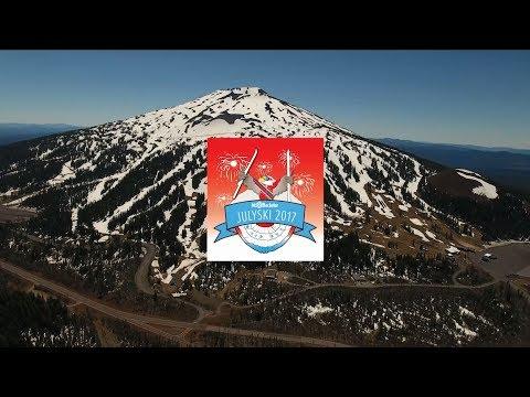 Ski & Bike Mt. Bachelor | July 4, 2017