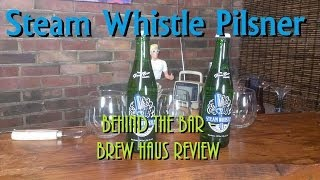 Steam Whistle Beer - Brew Haus Review
