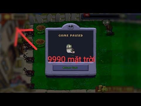 cách hack tiền trong game plants vs. zombies - Hướng dẫn hack game plants vs zombie pull mặt trời và pull tiền