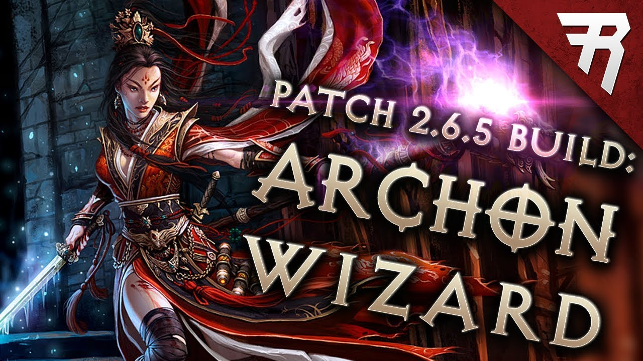 Diablo 3 Season 17 Wizard Vyr Chantodo Archon build guide - Patch 2 6 5  (Torment 16)