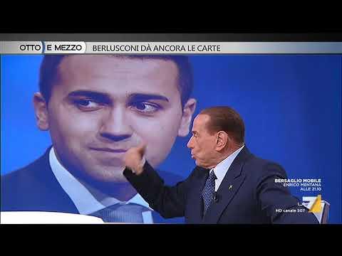 Otto e mezzo - Berlusconi dà ancora le carte (Puntata 21/02/2018)