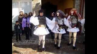 Repeat youtube video Χορός Νιζάμικος-1η Kυριακή της αποκριάς στην Νάουσα