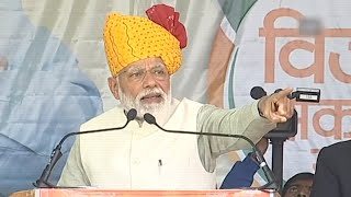 Our fight is against terrorism, not Kashmir: PM Modi in Rajasthan thumbnail