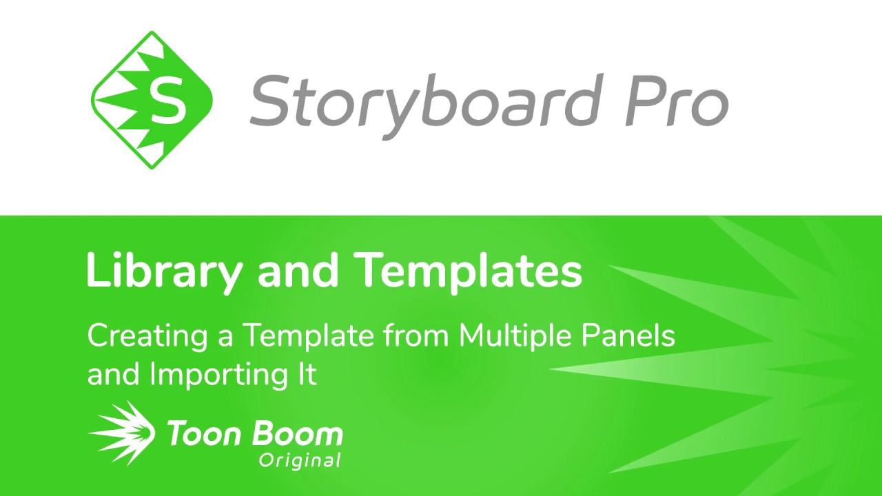 Creating a Template from Multiple Panels and Importing It in ...