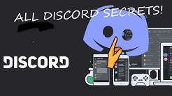 All Discord easter eggs!