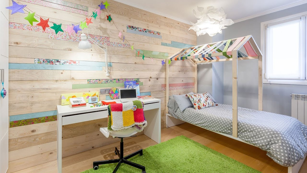 Exceptional Dormitorio Infantil Con Toques Nórdicos De Decogarden   Programa Completo