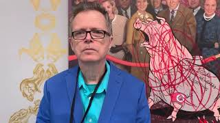 Jim Shaw about Trump president of America