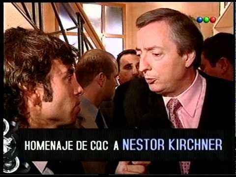 CQC Homenaje a Kirchner 28/10/2010 Parte 1/4