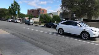 Apple Self-Driving Car Spotted (4K) – The Tesla Show