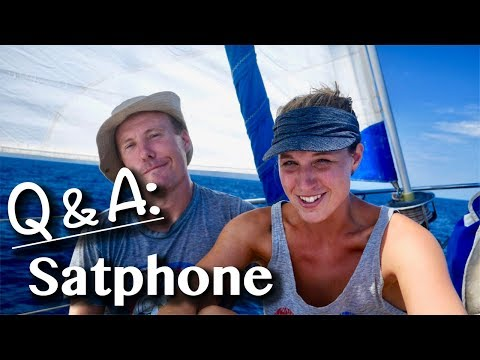 Q&A:  TRACKING & SATELLITE COMMUNICATIONS -[EXTRA]- Sailing with a Pupose