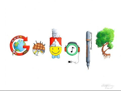 Doodle 4 Google Speed Drawing