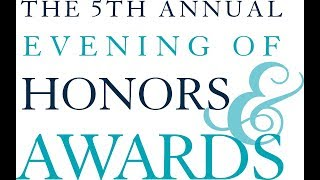 UCSF Health's 5th Annual Evening of Honors & Awards