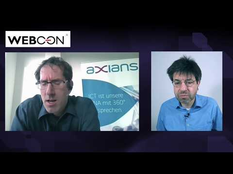 WEBCON BPS tutorial & review by Michael Greth. Part 4: Usability & Productivity [feat. Axians]