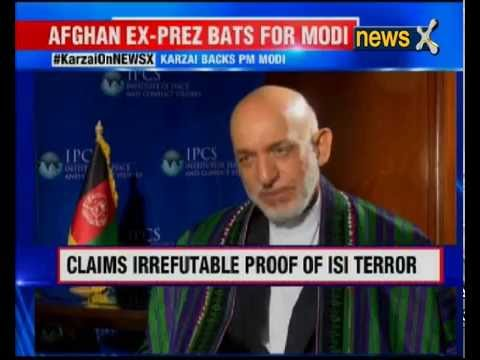 Former President of Afghanistan Hamid Karzai speaks to NewsX exclusively