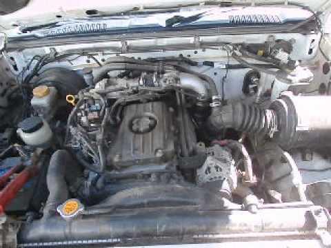 2005 Xterra Ecm Wiring Diagram Wrecking 2006 Nissan Navara 3 0 Turbo Diesel W Turbo