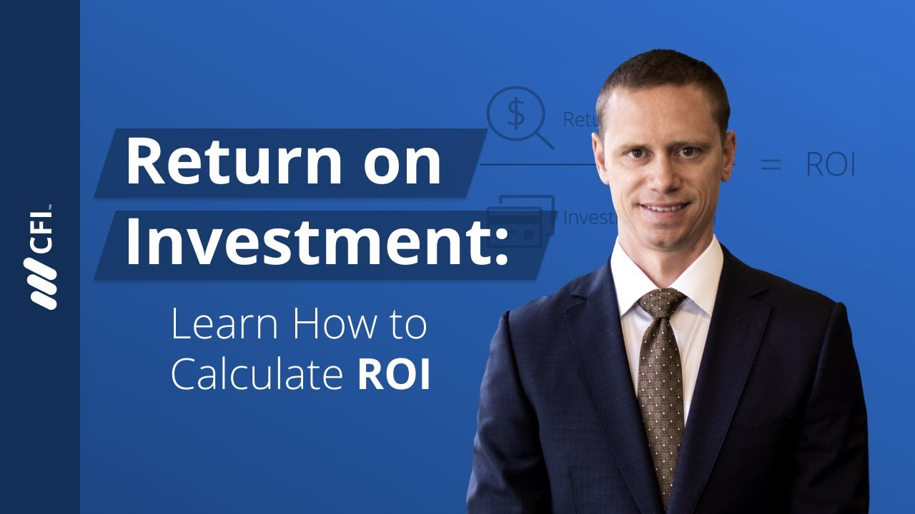 Return Of Investment Definition