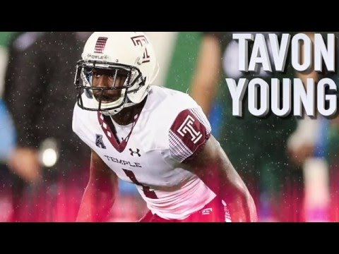 "Tavon Young || ""No Fly Zone"" 