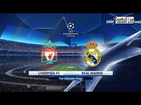 PES 2018 | Liverpool vs Real Madrid | UEFA Champions League (UCL) | Gameplay PC