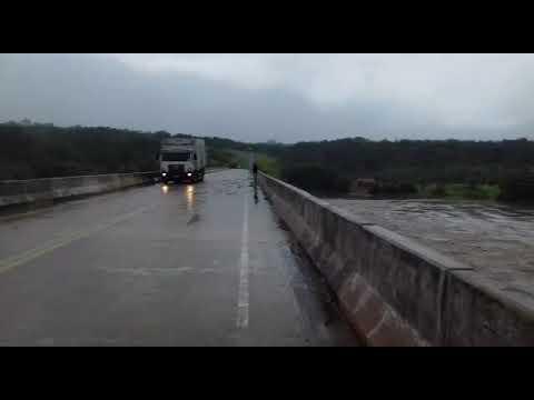 Ponte do Rio poty em São João da Serra Piauí