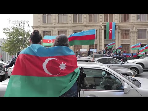 Celebrations As Azerbaijan Claims Major Nagorno-Karabakh Gain