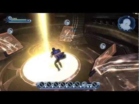 DC Universe Online: Where/How To Re-Spec Your Power And Skill Points.