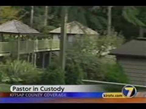 Church of South Colby Pastor Arrested - 10/29/07