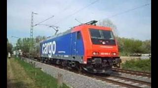 WATCH! Rhineland Freight Trains (with comments)