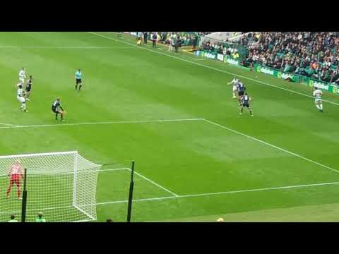 Celtic 4-0 Ross County 16/09/17 James Forrest 2nd goal (4-0)