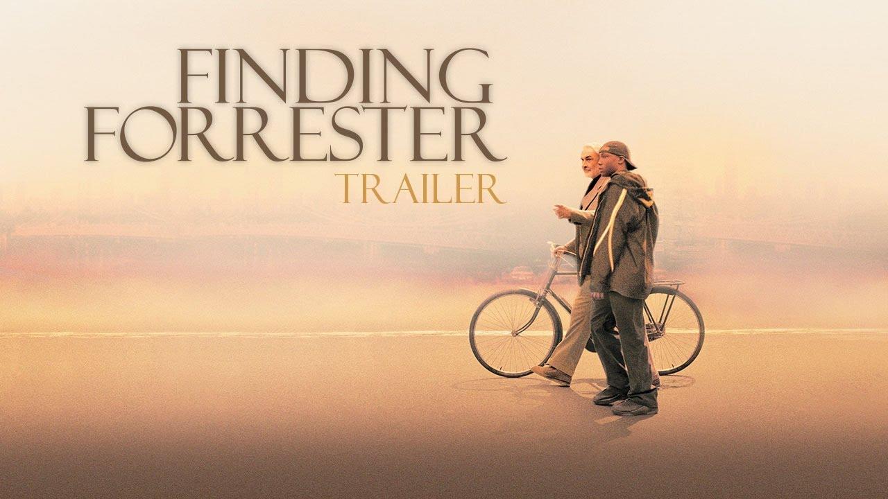 Finding Forrester Trailer Youtube