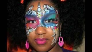 Alice in Wonderland Mask Thumbnail