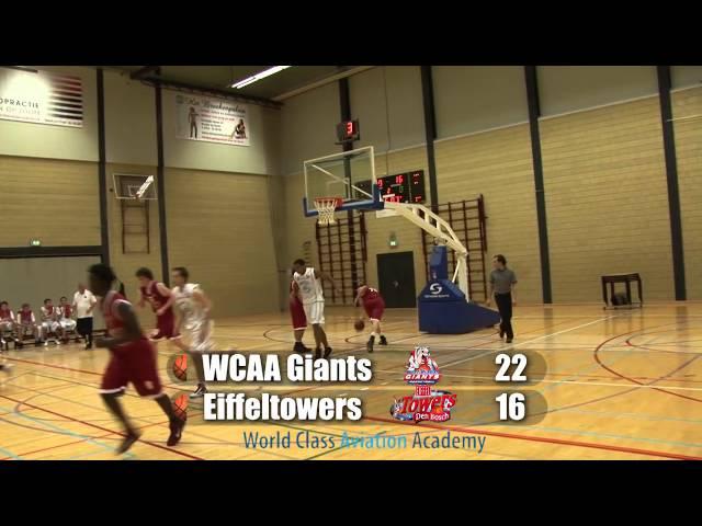 Giants U20 vs Eiffeltowers U20