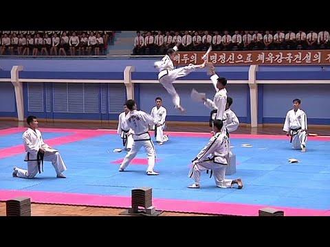 شاهد: كوريا الشمالية تحتفل بالذكرى العشرين لتأسيس لجنة فنون القتال الدولية…  - نشر قبل 23 ساعة