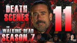 The Walking Dead Filmed All 11 Potential Negan Kill Death Scenes!