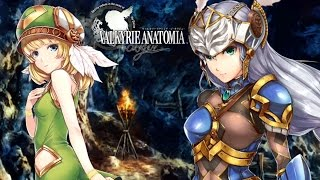Valkyrie Anatomia Gameplay Full Team & Norn Story