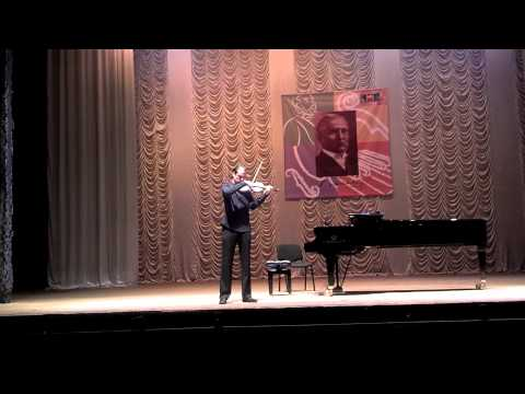 Maksym Filatov - Bach, Adagio & Fuga