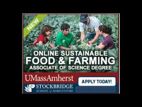 Nancy is studying Sustainable Food and Farming Online