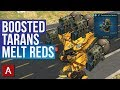 Spectre Tarans MELTS Red Team With Thermonuclear + Last Stand / War Robots Gameplay