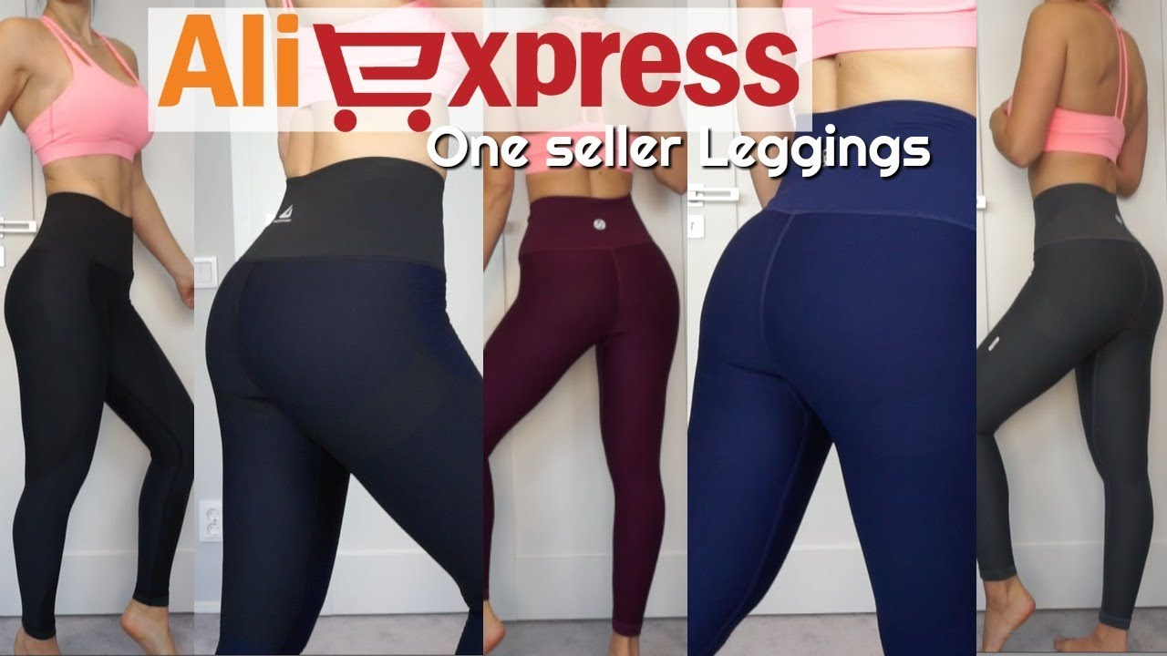 a9dc757526 One brand ALIEXPRESS LEGGINGS review & Try on | Hot or Not Saturday ...