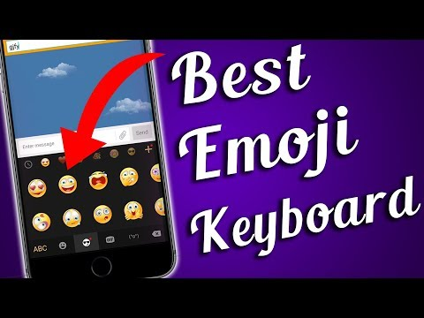 Best Emoji Keyboard For Android 2018 || Best Android Keyboards - Tube Leader