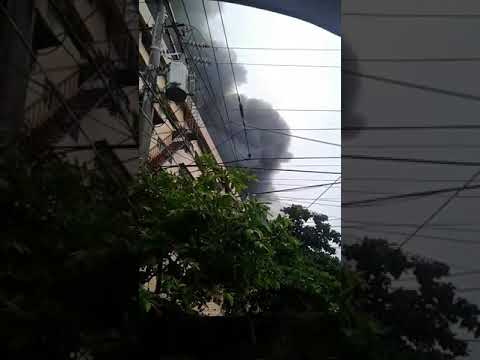 Fire in San Andres, Manila 09/05/2017 video #1