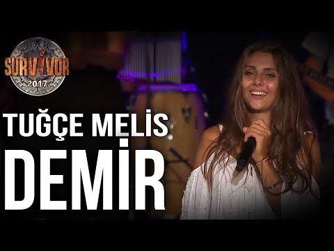 Tuğçe Melis Demir 'Gol'| 61.Bölüm | Survivor 2017