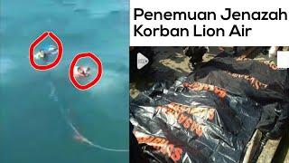 Penemuan Jenazah Penumpang Pesawat Lion Air JT 610