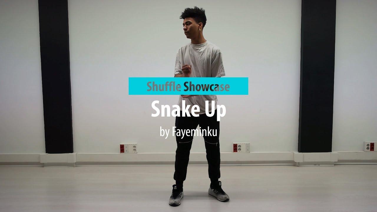 Tutorial Shuffle Snake Up  | Shuffle Showcase