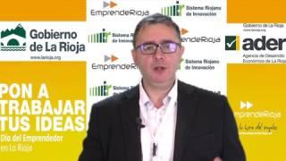 2016 11 17 Dia Emprendedor Entrevista Luis Pérez