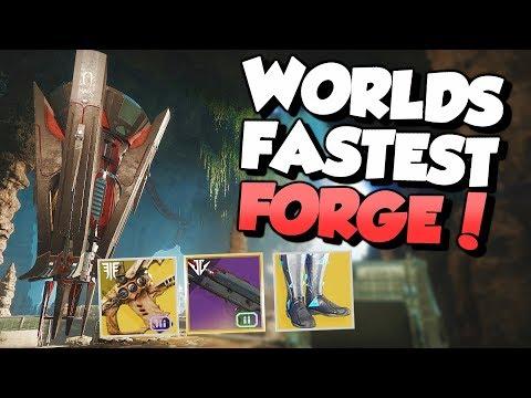 Volundr Forge Speedrun WR 2:45