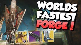 Volundr Forge Speedrun WR! 2:45