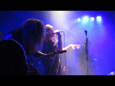 Jess and the Ancient Ones - Castaneda - Live at Tampere 2015